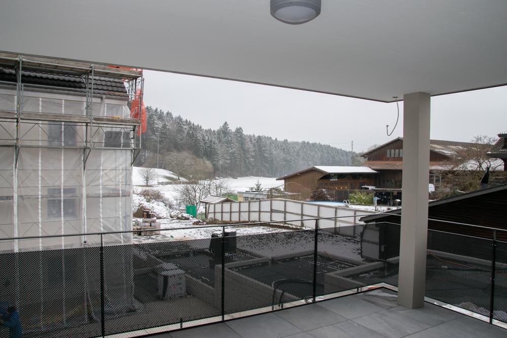 Balkon Haus B